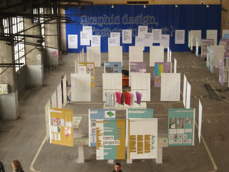 Open Projects a Chaumont