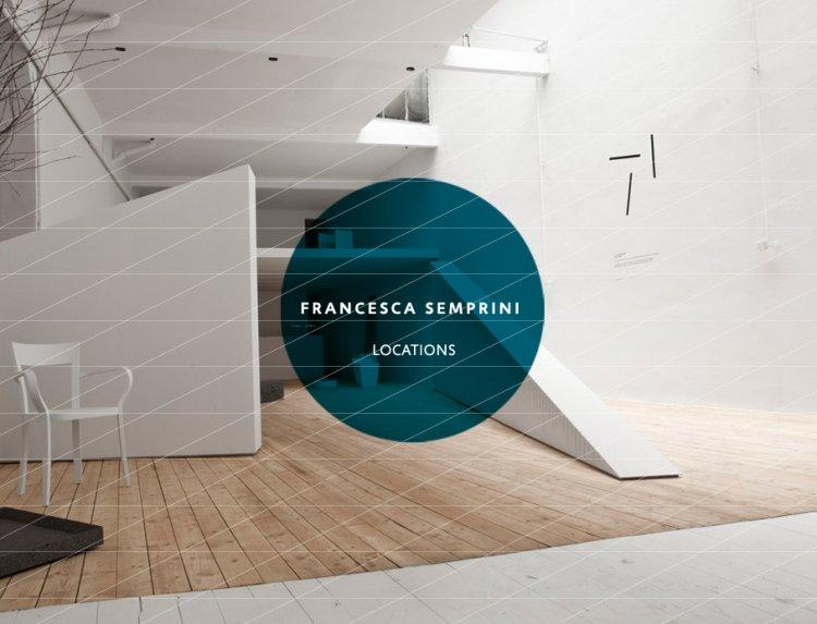 Francesca Semprini locations