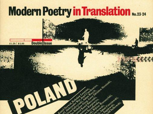 Richard Hollis, Modern Poetry in Translation