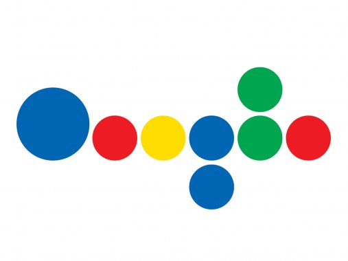 Google Circle Logo, Ji Lee