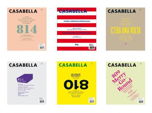 Casabella, Tassinari/Vetta
