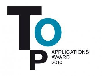 Top Applications Award 2010