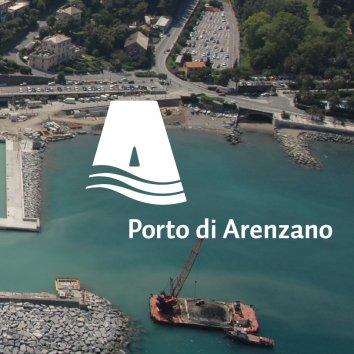 Le port d'Arenzano