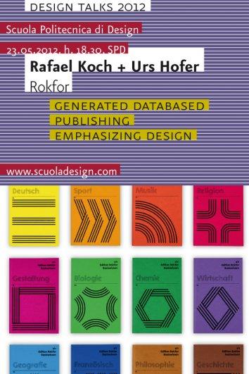 Design Talks 2012