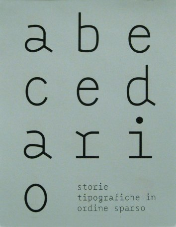 Abecedario: typographic stories in random order